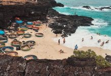 Check in 4 nơi như thiên đường trong chuyến du lịch biển 2021